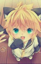 Me parecio ver un lindo gatito!! (Yaoi) ~KaitoxLen~ by ukeada