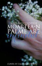 Moartea-n palme are infinitul  by soul-and-universe