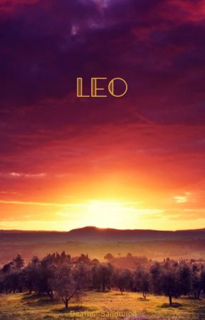 Leo  by Deaths_Sandwich