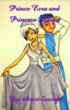 Prince Ezra and Princess Sabine by Atziri_Saucedo