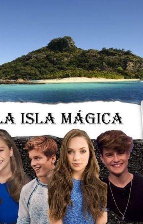 La isla mágica by Alanis2005
