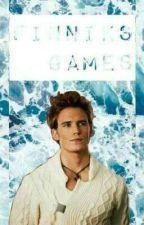Finnick's Games by fandomobv