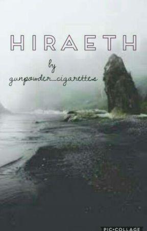 Hiraeth by gunpowder_cigarettes
