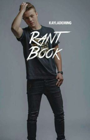 Rant Book 2 by KaylaDeming