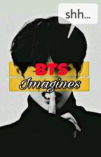 BTS imagines by Junglecookismine