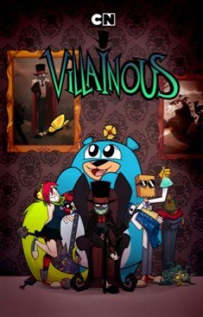 Libro de Memes de villanos by AbrilXD12345