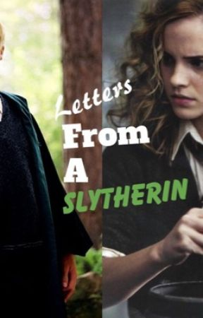 Letters From A Slytherin by AbrielleMalfoy