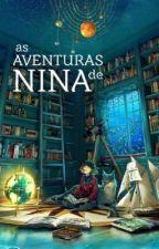 As aventuras de Nina  by AnaMelBezerraChaves
