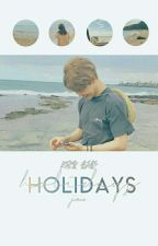 Holidays || Jimin by luuusah
