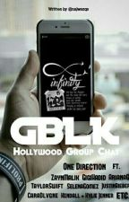 GBLK Hollywood Group Chat by najwazqa