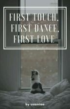 First touch, first dance, first love. | m.yg x p.jm by usamiaa