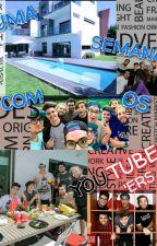Uma Semana na Casa dos YouTubers [USCY] by Jujuuuu16