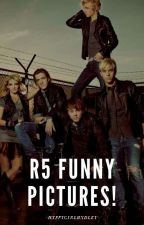 R5 Funny Pictures! by ReadingForevs26
