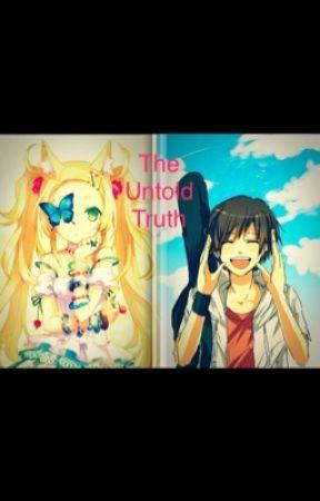 The Untold Truth/ Mitei No Shinjtsu by Nashi012704