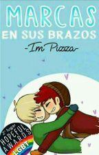 ~Marcas en sus brazos~ -Folden  by -ImPizza-