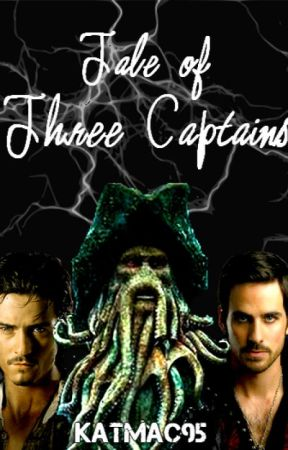 Tale of Three Captains-- A POTC/ OUAT crossover fic - Awake