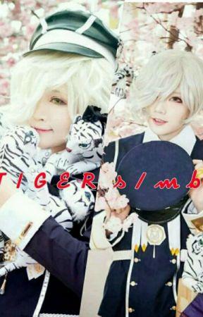 🐯~ ' B A B Y   T I G E R  s / m b ' ~🐯 by IIGokotaiII