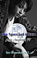 •My Special Moon• Jeon Jungkook  by Crescent0811