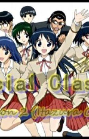 Special Class A season 2 (Itazura Class) =O.N.G.O.I.N.G= by rolynsegovia