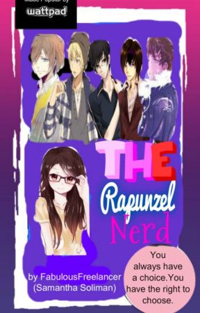The Rapunzel Nerd by FabulousFreelancer