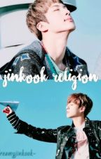 Jinkook Religion by -dreamyjinkook-
