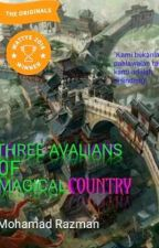 Three Avalians Of Magical Country by MohamadRazman