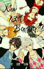 New 13th Brothers?! (Brothers Conflict+ Crossovers) by PhantomGirl_143