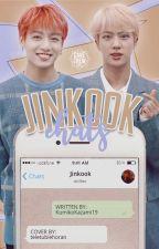JinKook Chats (≧∇≦) by KumikoKazami19