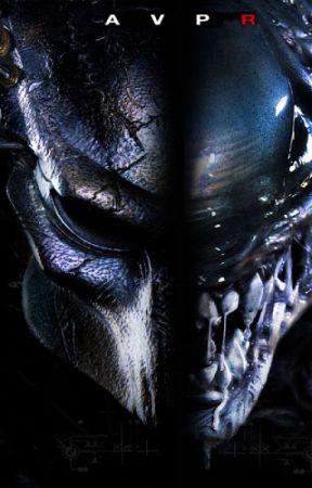 Alien vs Predator X Male Black Ops Reader by huggablepanda341