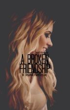 A Broken Friendship: Delena by swiftlovatic