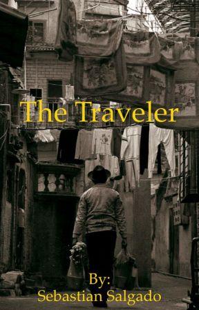 The Traveler by ssAlexander