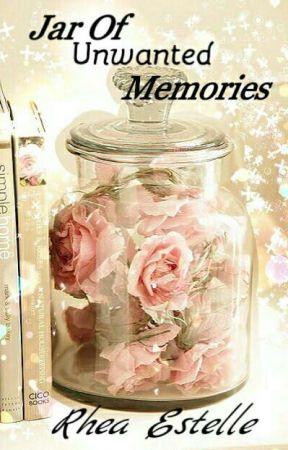 jar of unwanted memories  by Rhea_Estelle