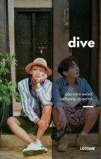 dive | vkook by loyisme