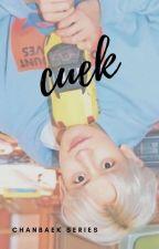 Cuek ; ChanBaek. | 2 by Byunribaek