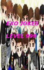 EXO JOKES LEVEL 999 { Random Parts } by PSYCHMYSTIC