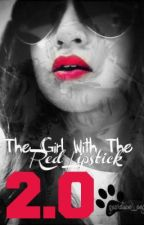The Girl With The Red Lipstick (2.0) by Guardiian_Angel