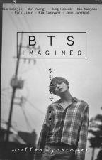 BTS Imagines [방탄소년단 이마지느] by skradnr