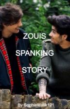 Zouis Spanking story by Infinitylouisxo