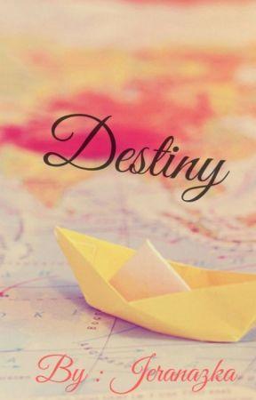 Destiny by Jeranazka