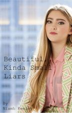 Beautiful, Kinda Small Liars by niamhkeeleey