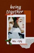 [NCT DREAM/JenRen] Ở bên nhau by HyeJinP