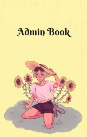 Admin Book by -sarcastickitkat-