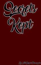 Secrets, Kept: Book III by The_Purple_Pineapple