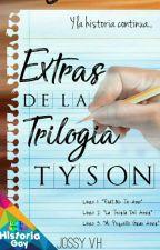 Extras De La Trilogía Tyson by AngelsFalled
