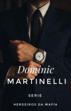 Dominic Castilho - Herdeiros Mafiosos  by Natalyamello