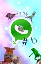 Catsapp #6: El Mensaje Más Oscuro (Warrior Cats Whatsapp) by MagicFeline
