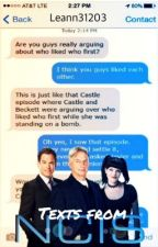 If NCIS Had Facebook ON HOLD by LeAnnxMichelle