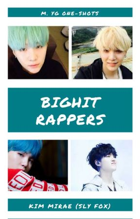 Bighit Rappers (Suga x Reader One-Shots) by SugaKookie19