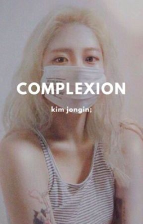 complexion; {sehun} by chinchataehyung