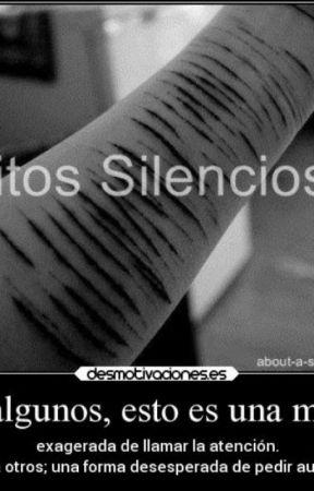 Mi asquerosa vida, gritos silenciosos by JholeinyCustodio